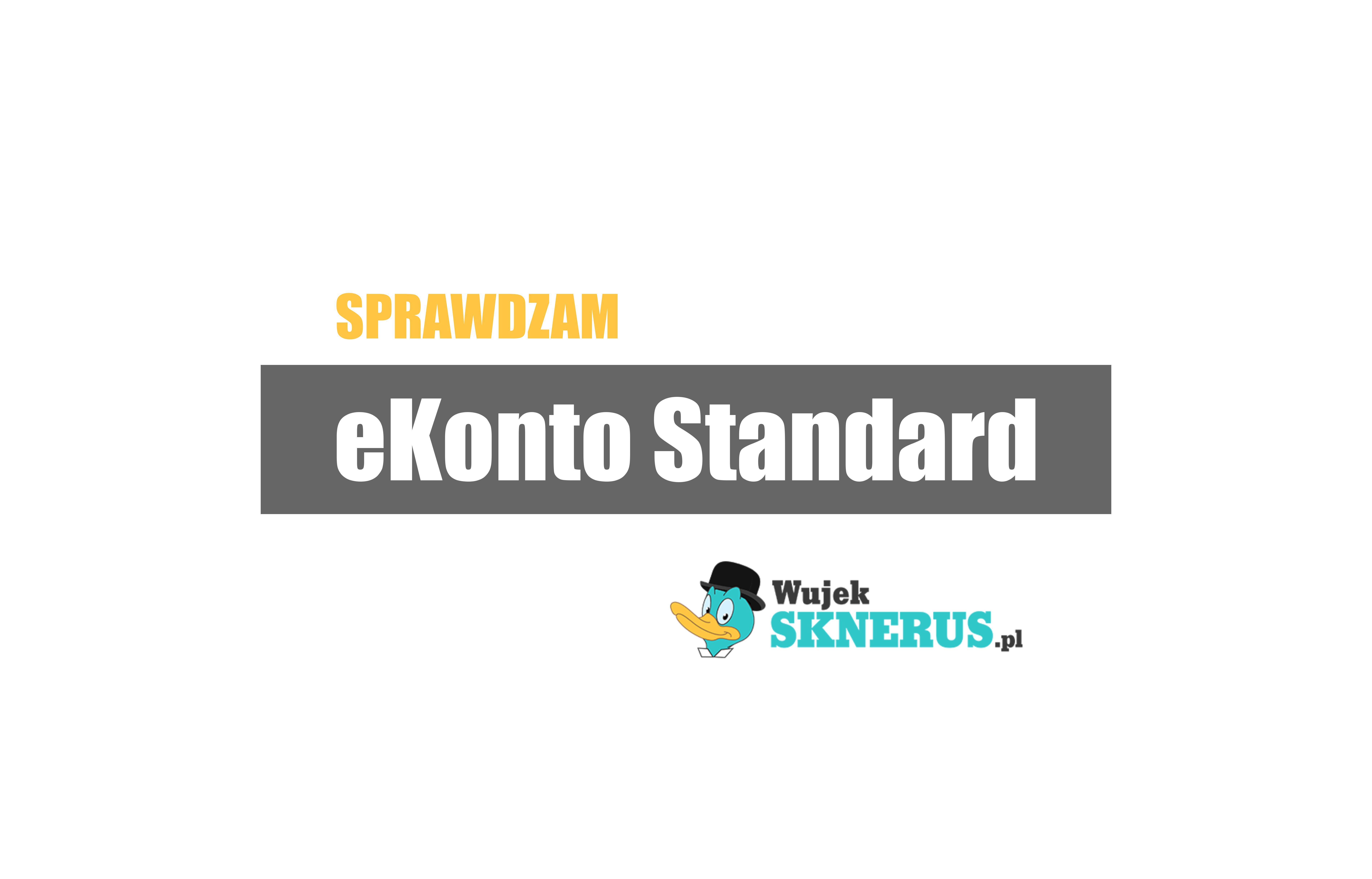 eKonto Standard od mBanku