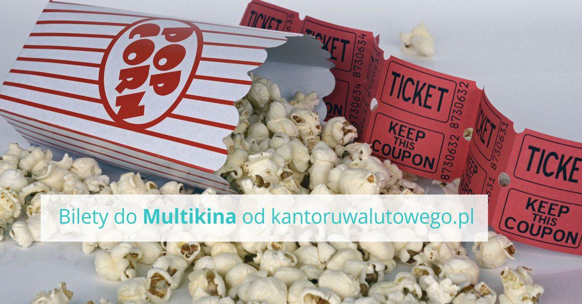 Internetowykantor rozdaje bilety do Multikina