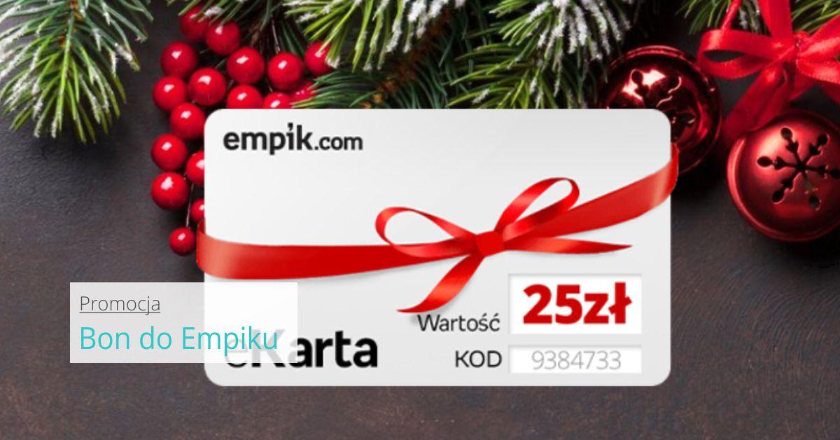 Sięgnij po bon na empik.com od Internetowykantor.pl